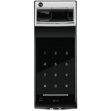 Yale YDR4110 Premium Biometric Fingerprint Digital Door Lock (Rim Lock)