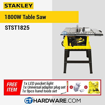 Stanley Table Saw